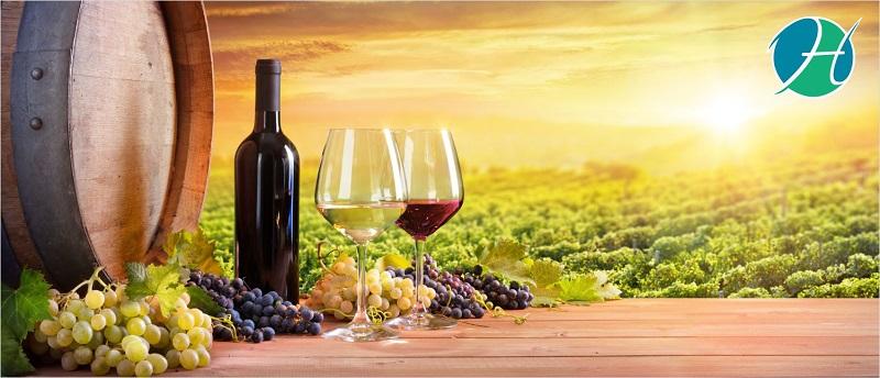 Cigarette Cancer Risk Equivalent Found in Wine | HealthSoul