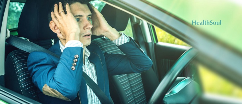 Driving Anxiety: Treating Anxiety Behind The Wheel | HealthSoul