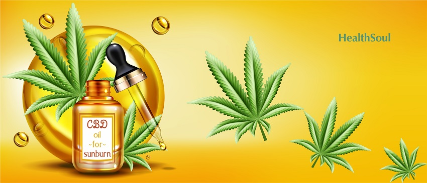 Cannabis for Skin - How CBD is Used to Treat Sunburns | HealthSoul