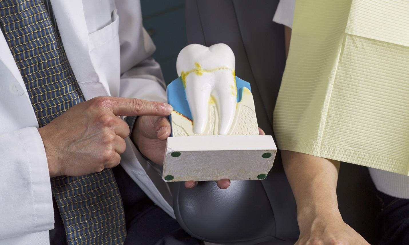 How Do People Get Gum Disease?   HealthSoul
