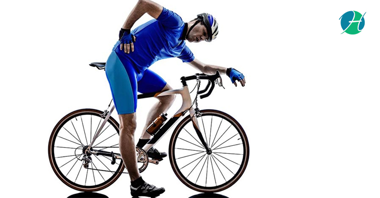 How to Prevent Back Injuries in Bicyclists   HealthSoul