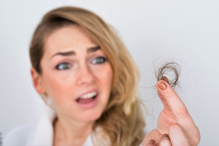 Stress & Hair Loss - How Anxiety Can Lead To Hair Thinning | HealthSoul