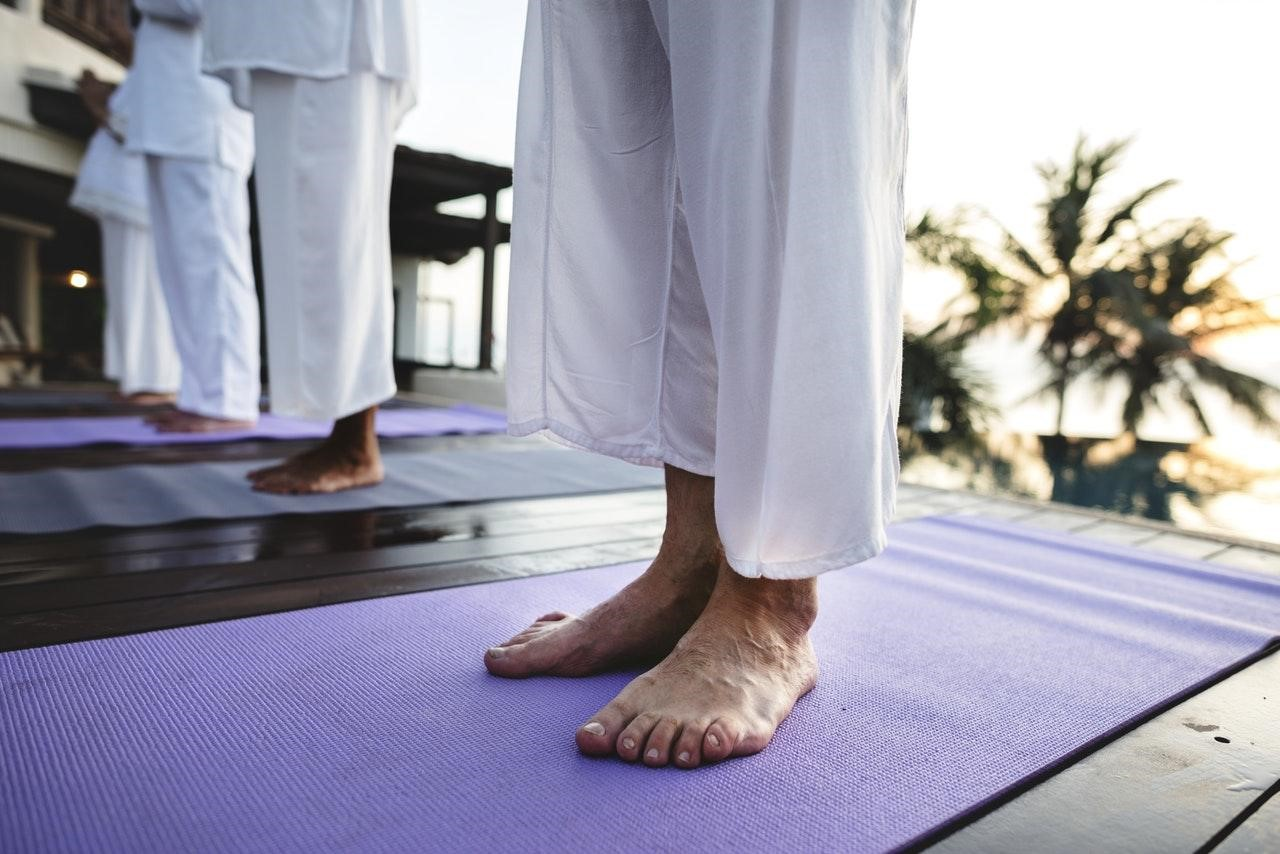 Seniors And Yoga: How To Reap The Benefits At Any Age   HealthSoul