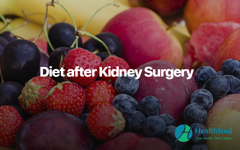 Diet after Kidney Surgery | HealthSoul