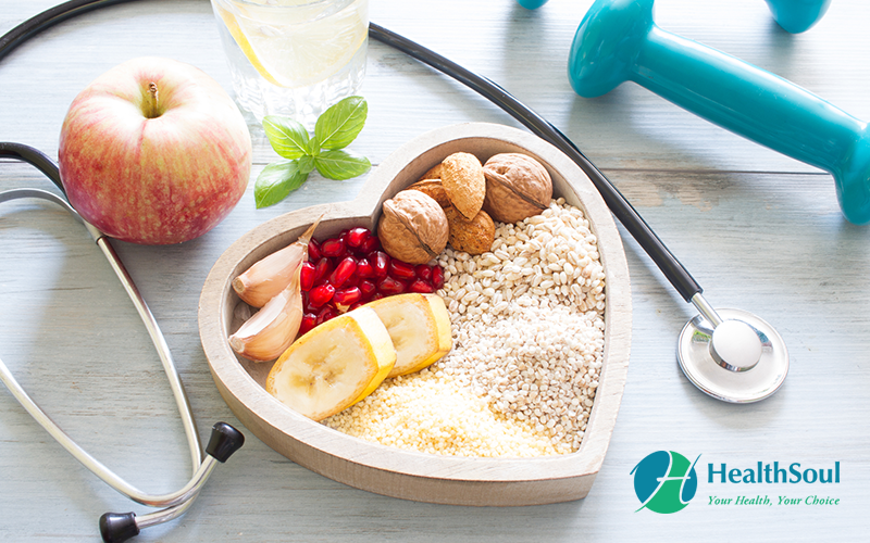 The Connection between Diet and Kidney Damage | HealthSoul